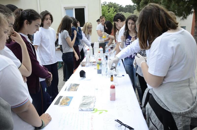 Genç Bilim İnsanlarının Yetişmesi İçin Sunulan Değişik İmkanlar