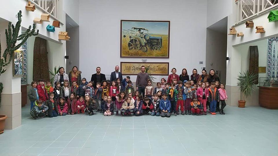 Çomü Ziraat Fakültesi Gezimiz
