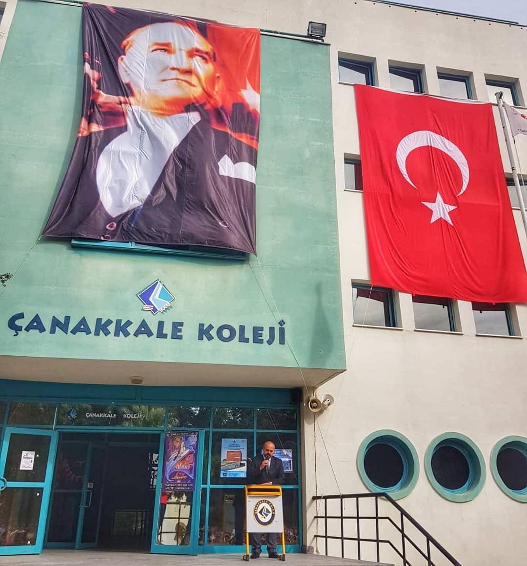 Çanakkale Kolejinde 19 Mayıs Kutlaması
