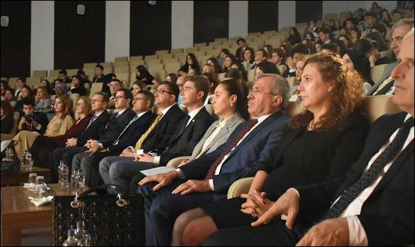 2019 Senior Model Birleşmiş Milletler Konferansı yapıldı.