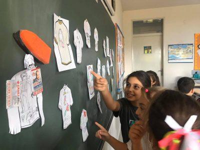 Yabancı Diller Sınıf Etkinlikleri