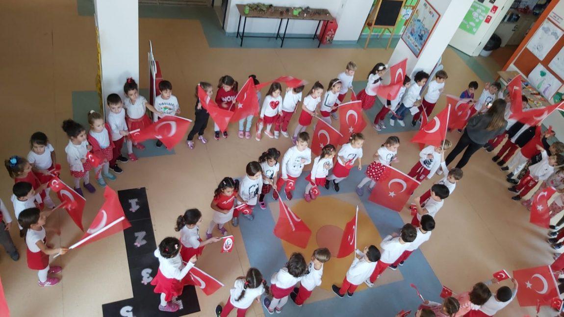 29 Ekim Cumhuriyet Bayramı  Kutlamalarımız