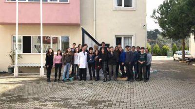 Çanakkale Koleji Öğrencisine Tübitak Ödülü