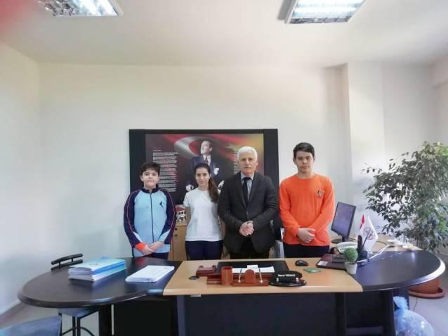 Çanakkale Kolejinden Tübitak Bölge Sergisine 3 Proje
