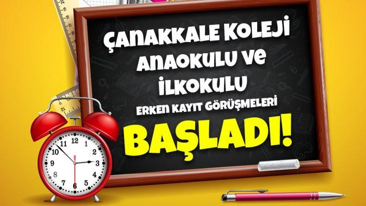 ERKEN KAYIT GÖRÜŞMELERİ BAŞLADI!