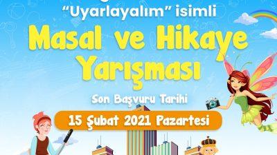 """UYARLAYALIM"" MASAL VE HİKAYE YARIŞMASI"