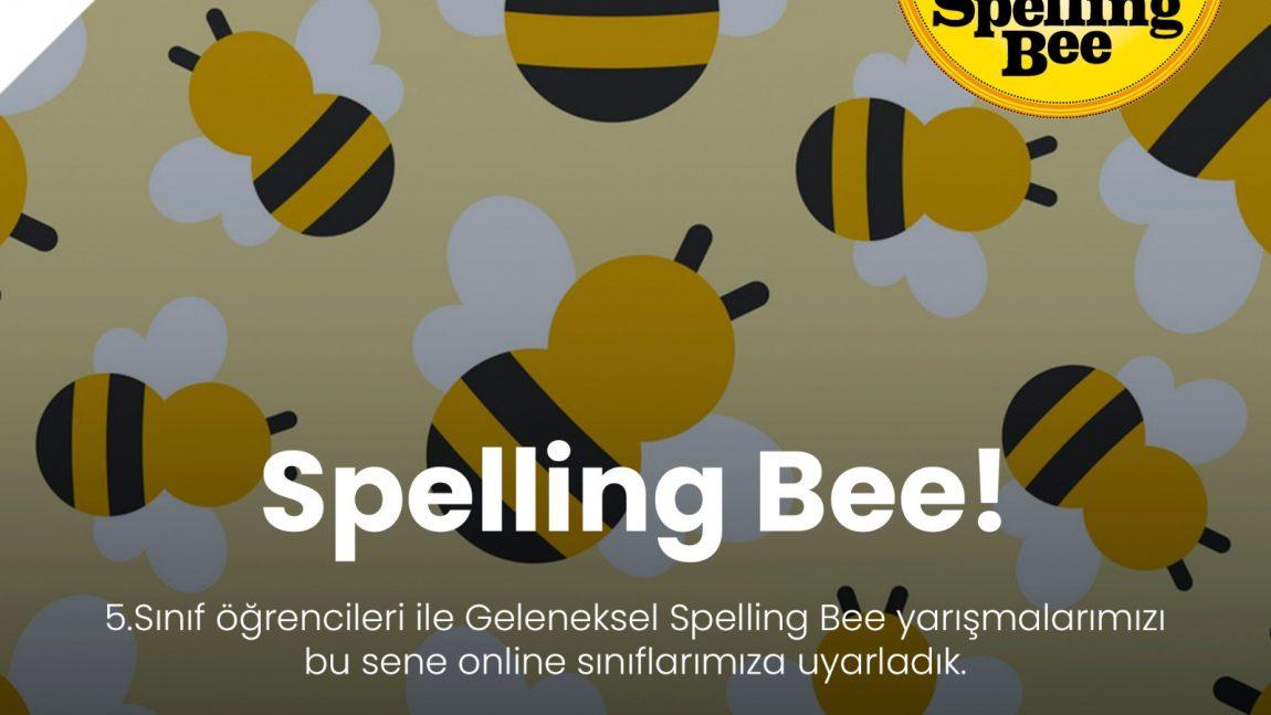 GELENEKSEL SPELLING BEE YARIÅžMAMIZ