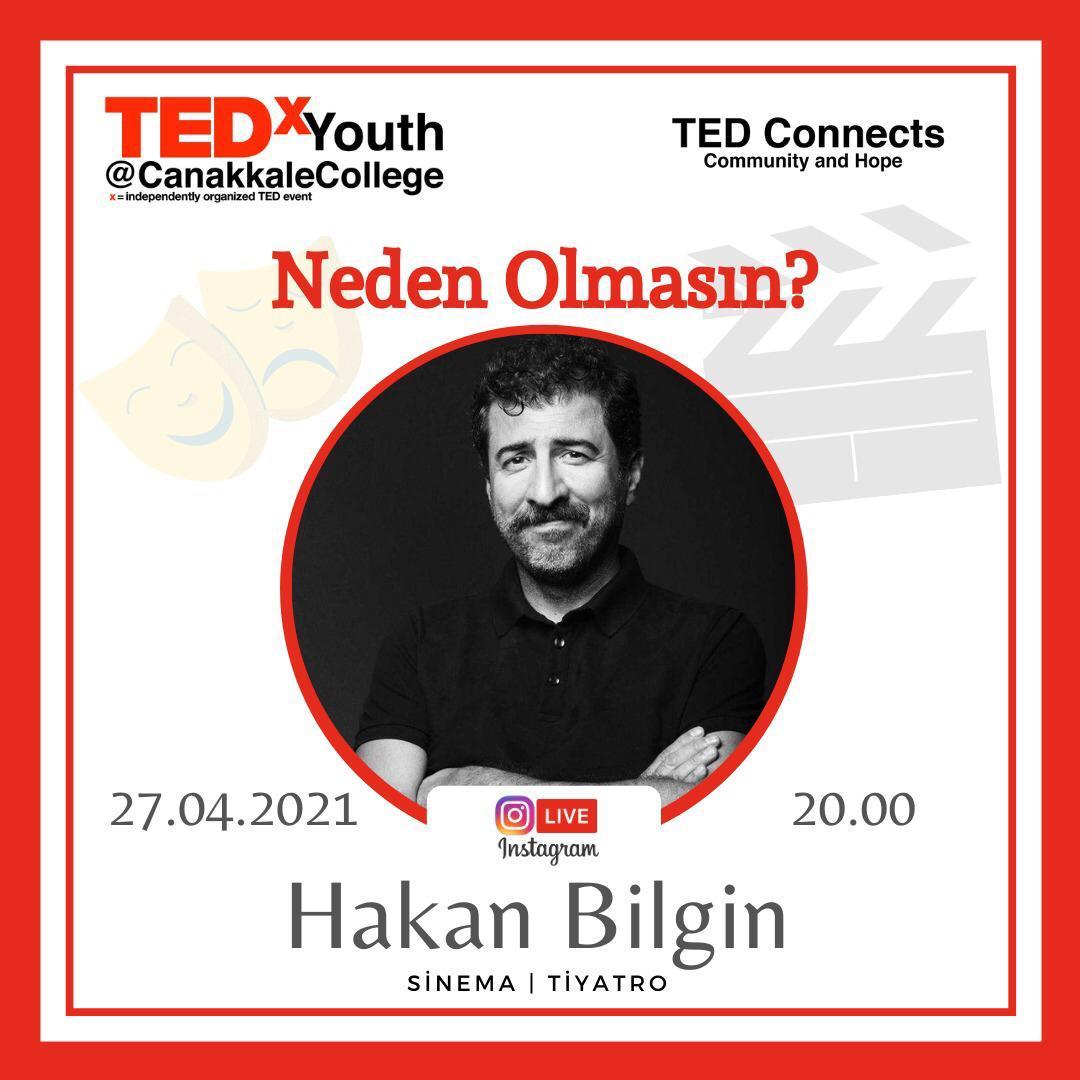 TED CONNECTS ETKİNLİĞİMİZE DAVETLİSİNİZ