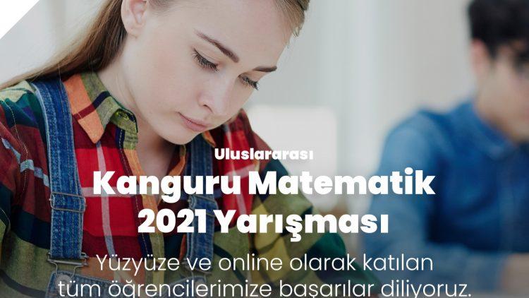 ULUSLARARASI KANGURU MATEMATİK YARIŞMASI