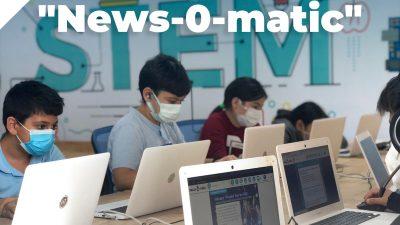 DİJİTAL OKUMA PLATFORMUMUZ NEWS-0-MATİC